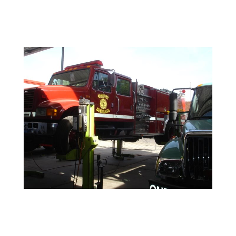 Fire Truck Parts