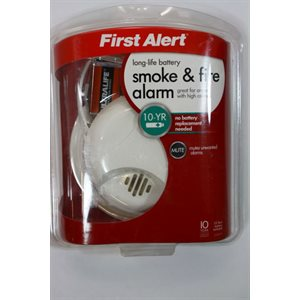 First Alert Smoke Alarm