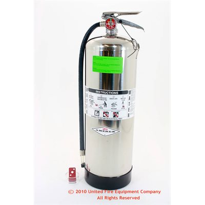 Amerex 2.5 Gallon Water Fire Extinguisher
