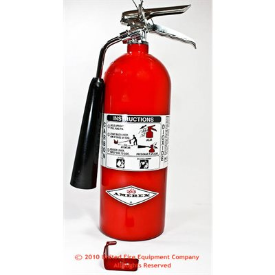 Amerex 5# CO2 Fire Extinguisher