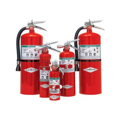 Amerex 17# Halon Fire Extinguisher