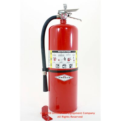 Amerex 20# ABC Fire Extinguisher