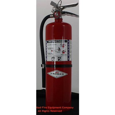 Amerex 10 lb Purple K Fire Extinguisher