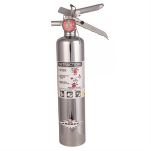 Amerex 2.5# ABC Fire Extinguisher