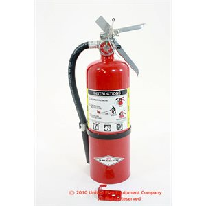 Amerex 5 lb ABC Fire Extinguisher-Best Selling