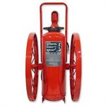 Ansul 125# Purple K Wheeled Fire Extinguisher