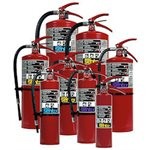 Ansul 5# ABC Fire Extinguisher