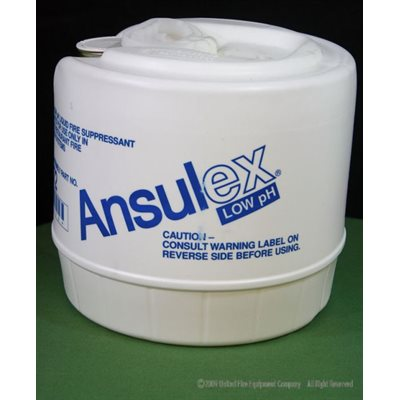 Ansul Ansulex 3 Gallon Low Ph Liquid Fire Suppressant