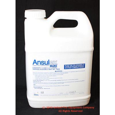 Ansul Ansulex 1 5 Gallon Low Ph Liquid Fire Suppressant