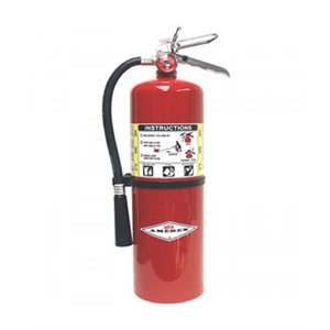 Amerex B423, 20lb ABC Dry Chemical Fire Extinguisher