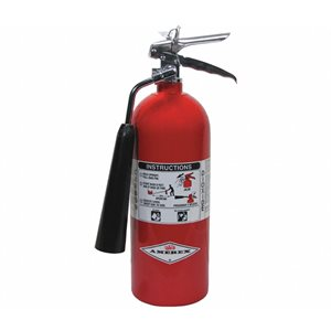 Amerex 322, 5lb CO2 BC Fire Extinguisher