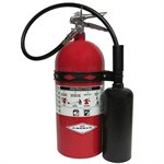 Amerex 330, 10lb CO2 BC Fire Extinguisher