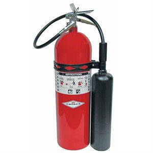 Amerex 331, 15lb CO2 BC Fire Extinguisher