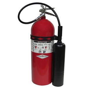 Amerex 332, 20lb CO2 BC Fire Extinguisher