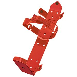 Amerex 861H, 5lb Heavy Duty Fire Extinguisher Vehicle Bracket