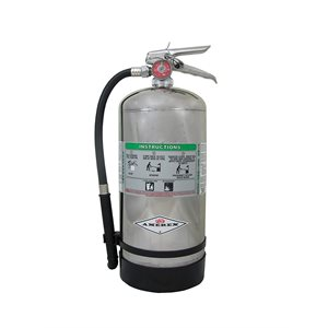 Amerex B260, 6 Liter Class K Kitchen Fire Extinguisher
