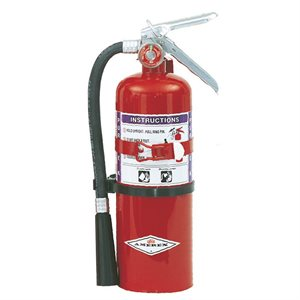 Amerex B479T 5lb BC Purple K Dry Chemical Fire Extinguisher