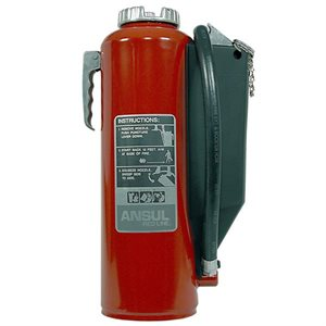 Ansul 435111, Model 20 RP-I-A-20-G-1 Red Line Cartridge Operated Dry Chemical Fire Extinguisher