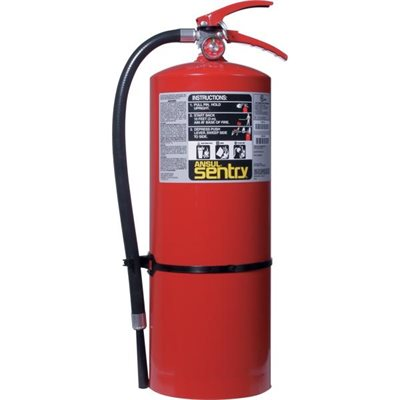 Ansul Sentry, 429006 20lb ABC Dry Chemical Fire Extinguisher