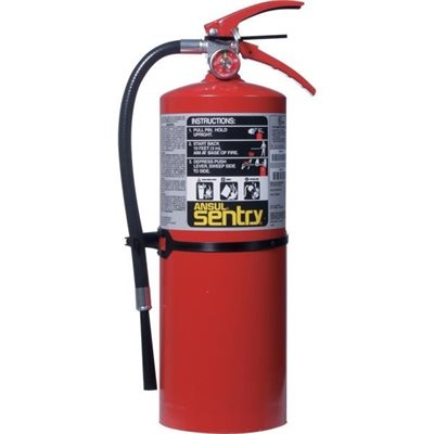 Ansul Sentry, 436500 10lb ABC Dry Chemical Fire Extinguisher