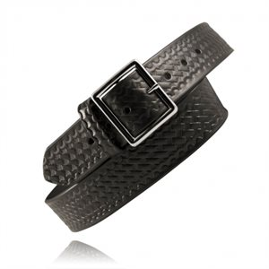 Boston Leather American Value BasketWeave Belt