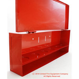 Brooks Six Sprinkler Head Cabinet