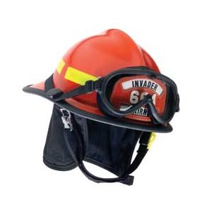 Cairns 664 Invader Fire Helmet