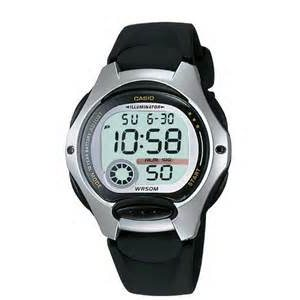 Casio Woman's Runner Sport Watch
