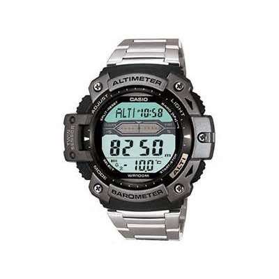 Casio Sport Altimeter Barometer Watch