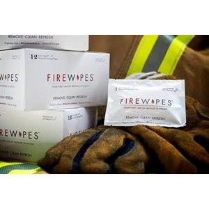Firewipes, 1 Case, 24 Boxes