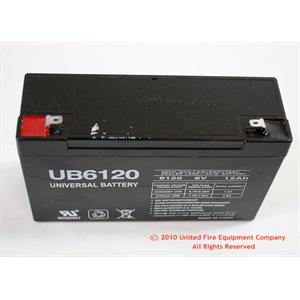 General Power 6V 12amp Battery