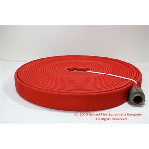 North American Poly Tuff 800 1.75x10' Double Jacketed Fire Hose