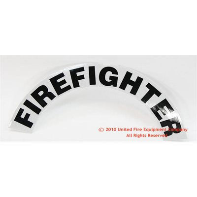 Firefighter Helmet Rocker