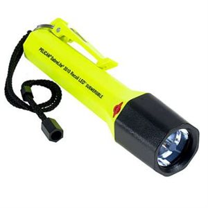 Pelican Yellow Sabrelite Flashlight