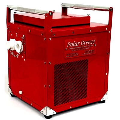 Polar Breeze Cooling Unit Package