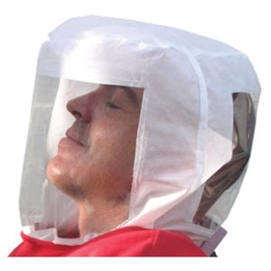 Disposable Hoods, 10 PK