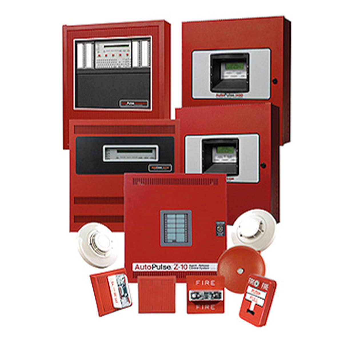 cat_fire alarm systems
